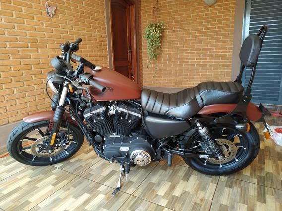 Harley Davidson Iron 883 Xl883n 2017