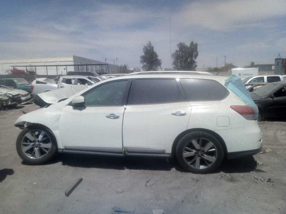 Desarmo Deshueso Nissan Pathfinder Exclusive V6 At 2013