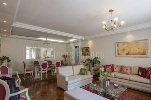 Imagem 1 de 15 de 3 Dormitórios (sendo 1 Suíte) - 1 Vaga - Paraíso - Cf19068