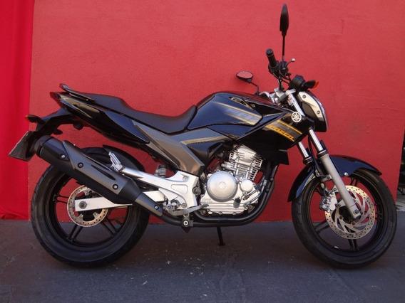 Yamaha Ys 250 Fazer 2011 Preta
