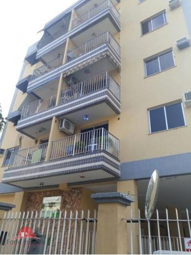 Apto C/ 2 Dormitórios Bem Localizado Em Realengo - Ap0004
