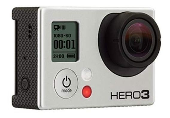 Camara Gopro Hero 3 + Accesorios