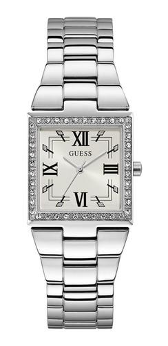 Reloj Guess Chateau Dama Gw0026l1 Plata