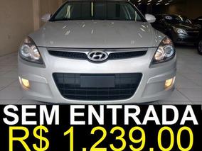 Hyundai I30 Gls 2.0 Único Dono (aut) 2012 Prata