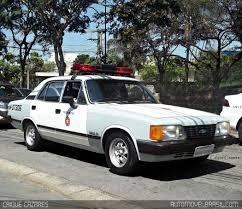 Giroflex Sirene Policia Ambulancia Carro Antigo Opala