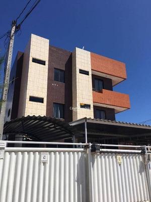 Apartamento Garden Com 3 Dormitórios À Venda, 90 M² Por R$ 280.000 - Bessa - João Pessoa/pb - Gd0023