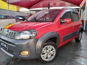 Fiat Uno 1.0 Way Flex 5p Bonito!!