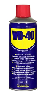 Wd-40 Lubricante Limpiante Antioxidante Antihumedad 216cc Mm