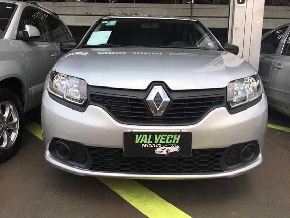 Renault Sandero Authentic 1.0 16v Flex 4p