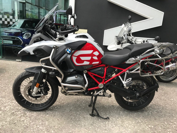 Moto Bmw R1200gs Adventure 2017