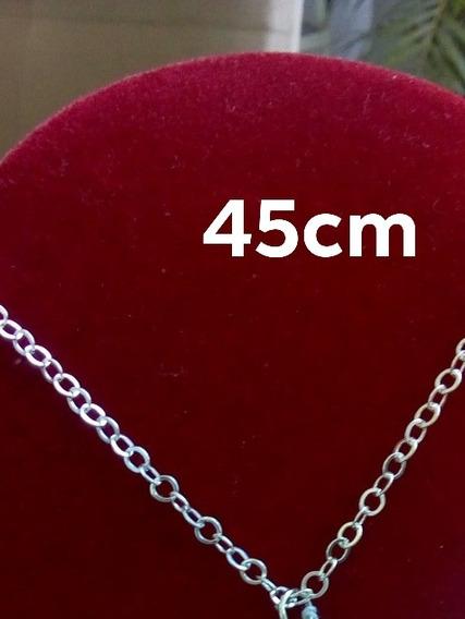 Cordões De Prata 925 50cm /45cm