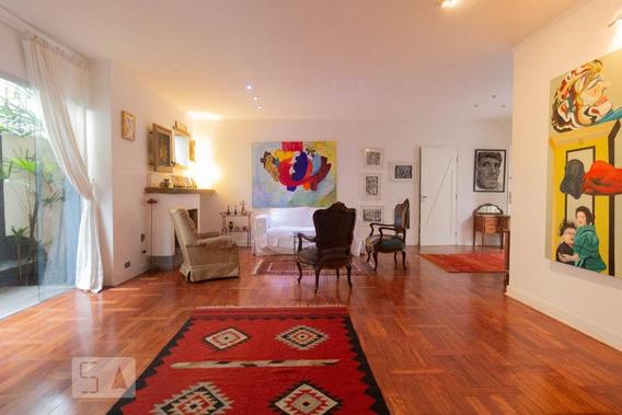 Casa Para Aluguel - Jardim Paulistano, 4 Quartos, 450 - 892973676