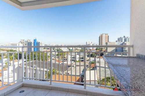 Apartamento Com 2 Dormitórios À Venda, 68 M² Por R$ 466.400,00 - Nova Petrópolis - São Bernardo Do Campo/sp - Ap2024