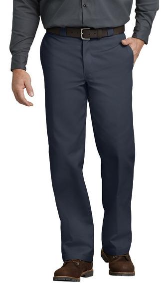 Pantalón Dickies 874 Azul Marino Resistente Y Cómodo