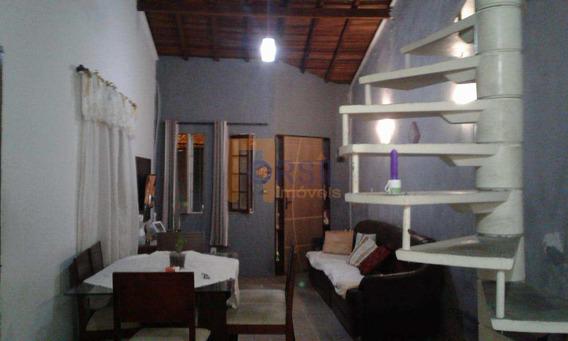 Casa Com 2 Dorms, Mogi Moderno, Mogi Das Cruzes - R$ 290 Mil, Cod: 1600 - V1600
