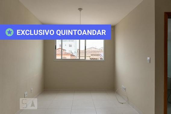 Apartamento No 2º Andar Com 2 Dormitórios E 1 Garagem - Id: 892981753 - 281753