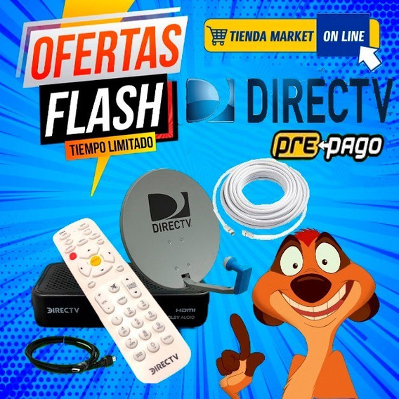 Decodificador Directv Prepago Hd