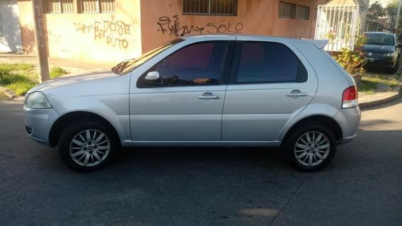 Fiat Palio 1.4 Elx Active Alarma 2009 Muy Bueno