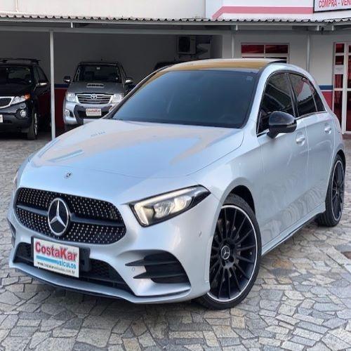 Mercedes-benz A250 Launch Edition