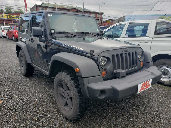 Jeep Wrangler Rubicon 2008 4x4