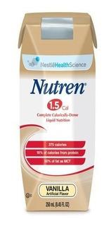 Paquete De 24 Nutren 1.5 8 Onzas C/u Sin Sabor