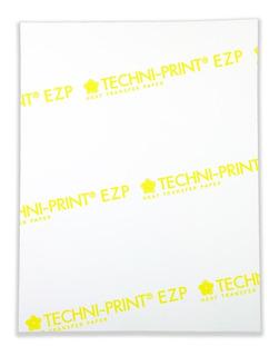 Transfer Láser Techniprint Camisetas Claras X30 Hjs Carta