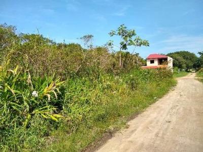 Terreno Medindo 570 M² Em Itanhaém