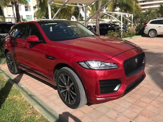 Camioneta Jaguar Tipo F_pace R_sport 3.0 8 Vel 2017