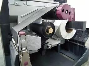 Impressora Zebra Zm400 Plus,está C A Cabeça Riscada.