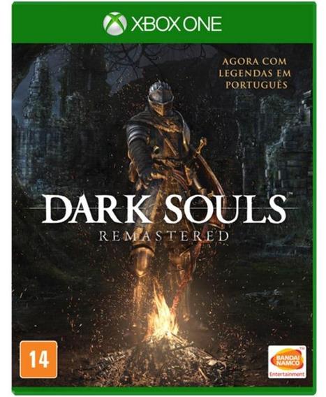 Dark Souls Remastered Xbox One Pt-br Mídia Física Lacrado