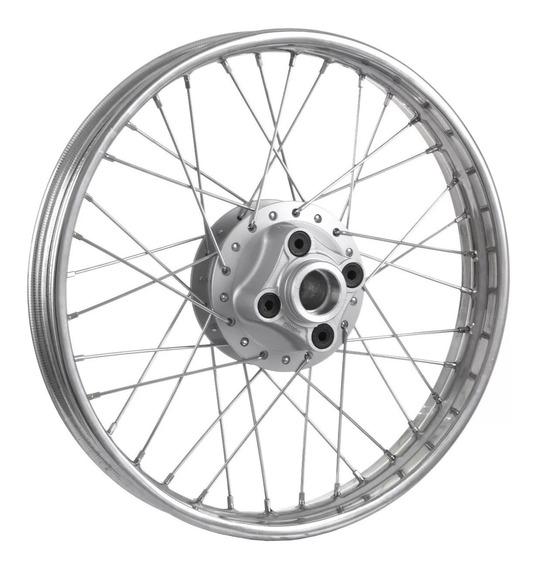 Roda Traseira Completa Moto Honda Titan 125/ Fan 125 2000