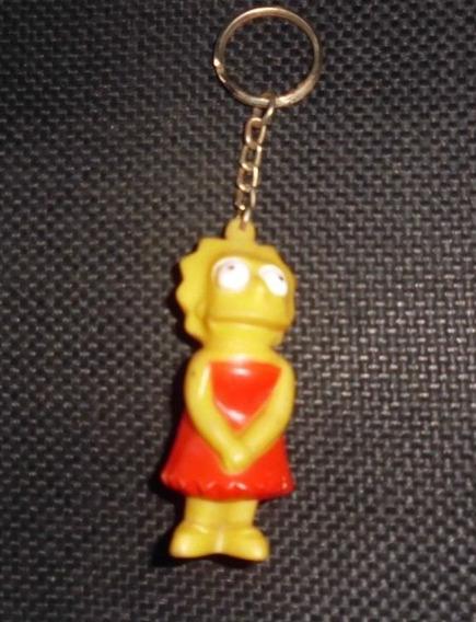 Chaveiro Lisa Simpsons - Anos 90