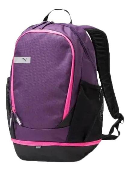 Mochila Puma Unisex Vibe Backpack Violeta