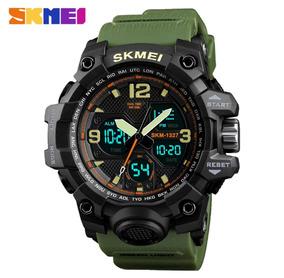 Relógio Skmei 1327 Militar Shock Original A Prova D