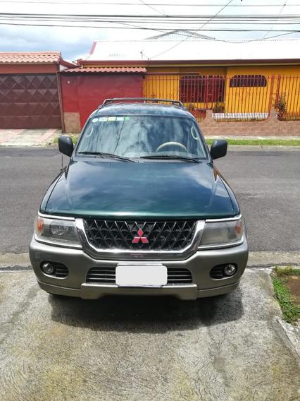 Mitsubishi Montero Sport Motor 2014 Negociable....!!