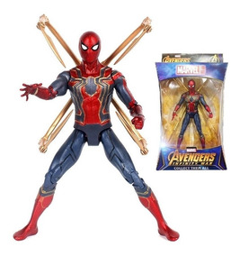 Spiderman Spider Man Ultimato Guerra Infinita Ñ Volta Ao Lar