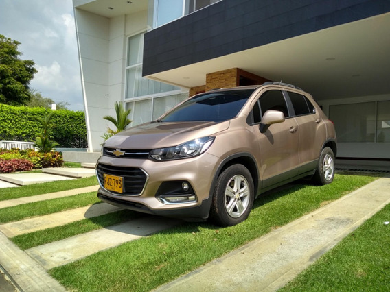 Chevrolet Tracker Ls At Año 2018