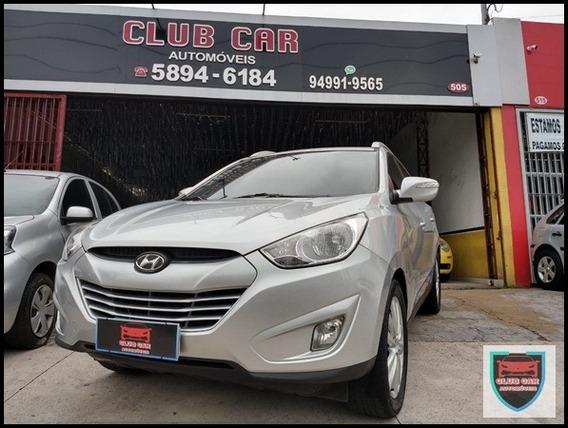 Hyundai Ix35 2.0 16v 5p Automatico-2012