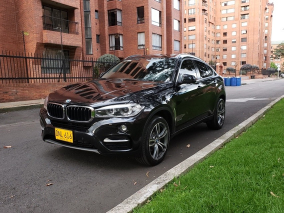 Bmw X6 Xdrive 35i Turbo