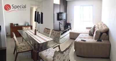 Apartamento Com 3 Dormitórios À Venda, 80 M² - Aldeia De Barueri - Barueri/sp - Ap12366