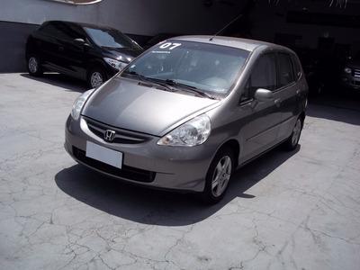 Lindo Honda Fit Lxl Automático Cvt Completo + Abs E Ab Duplo