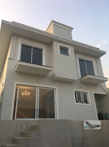Casa A Venda No Bairro Giardino D' Italia Em Itatiba - Sp.  - Ca2353-1