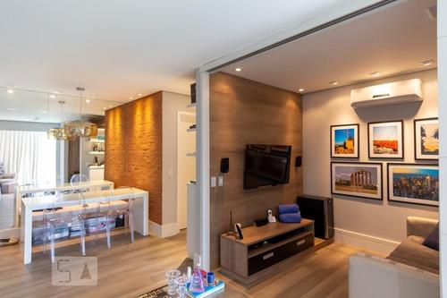 Apartamento À Venda - Morumbi, 1 Quarto,  70 - S893024132