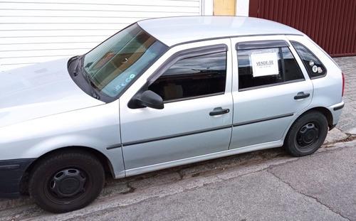 Imagem 1 de 5 de Volkswagen Gol 2001 1.0 16v Plus 5p