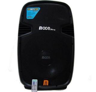 Parlante Potenciado Activo Radio, Usb, Bluetooth Y Control