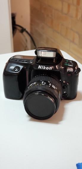 Nikon F50 Slr - De Filme
