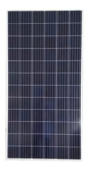 Kit De 4 Paneles Solares 330w Con Base, Inversor 2kw Cfe