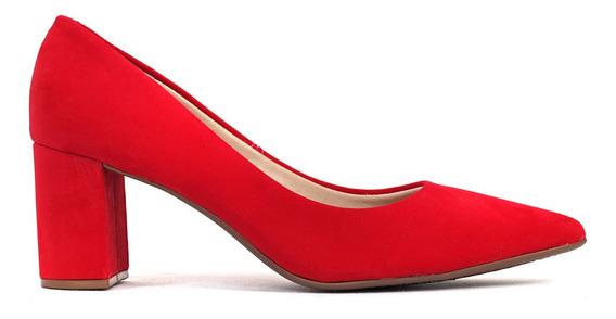 Zapatos Mujer Dafne/gz 14220-gamuza Beira Rio