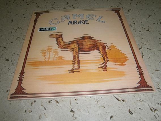 Camel - Mirage Lp Importado Novo E Lacrado