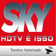 Instalador Antenas Sky Sao Paulo E Grande Abc